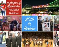 2019 in Review - Highlights of Afghan-Australian Relations