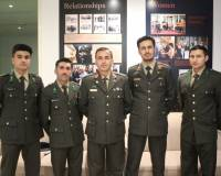 Cadets Farewell Australia after Successful Completion of Courses