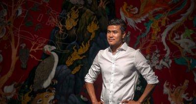 World Art Day 2021 - Khadim Ali