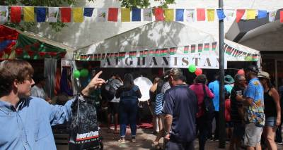 Afghan Culture Exhibited at the 2019 Canberra Multicultural Festival
