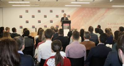 Ambassador Waissi's Speech at the ASPI Launch of William Maley's Book
