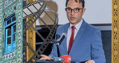 Ambassador Waissi's Inaugural Speech for the First Afghan Film Festival in Canberra