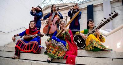 Afghan All-Female Zohra Orchestra Performance in Sydney and Melbourne