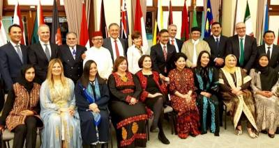 Canberra based OIC Group of Ambassadors Hosts an Annual Iftar