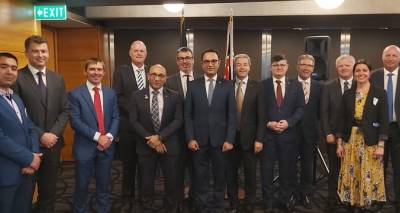 Afghanistan-New Zealand Parliamentary Friendship Group Launched