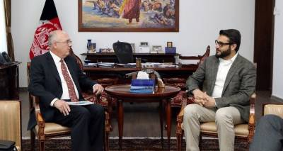 Afghanistan-Australia reaffirm cooperation in Peace and Security