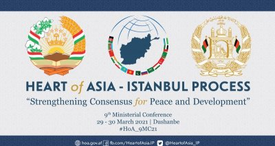 The Heart of Asia – Istanbul Process Declaration, 30 March 2021