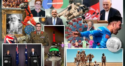 2020 The Year in Review: Highlights of Relations between Afghanistan, Australia & the Pacific