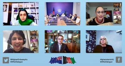 Afghanistan-New Zealand Inter-Parliamentary Dialogue