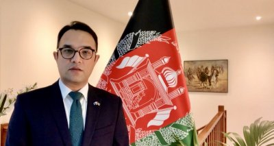 Message from Afghan Ambassador HE Wahidullah Waissi