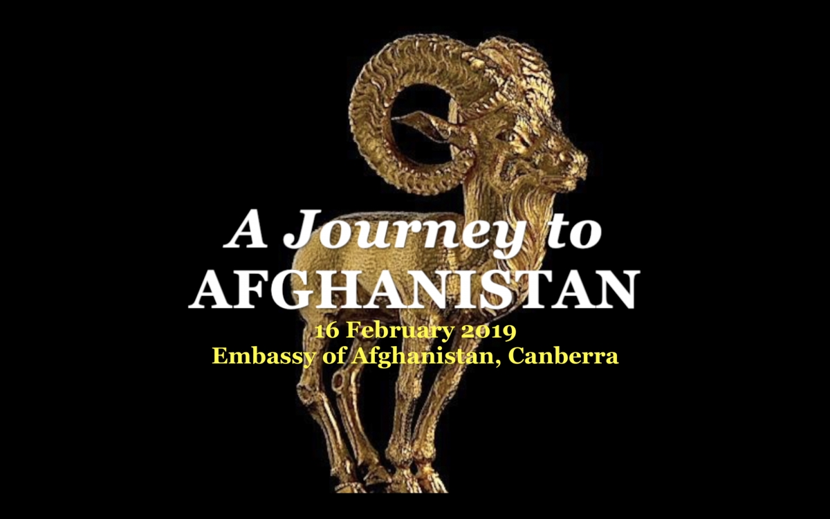 A Journey to Afghanistan: 2019 Canberra National Multicultural Festival