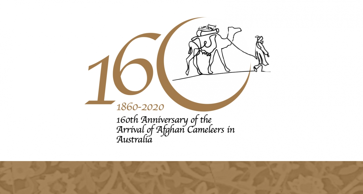 160th Anniversary of the  Arrival of Afghan Cameleers in Australia